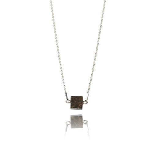 "Ketri Amber Jewelry kaklo papuošalas ""Touch of modern"" N013"