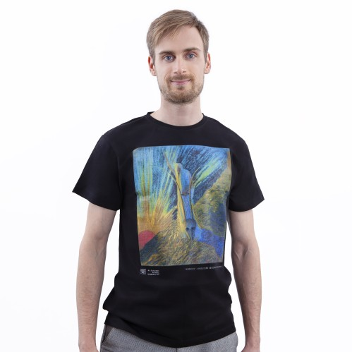 """Marškinėliai M. K. Čiurlionis """"Rytas"""""""