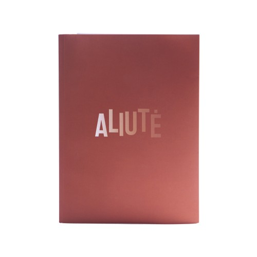 Aliutė: The Personality and Works by Artist Aliutė Mečys (1943-2013) . Exhibition book