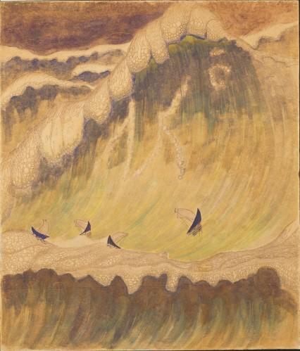 M. K. Čiurlionis. Sonata Nr.5 (Jūros sonata). Finale